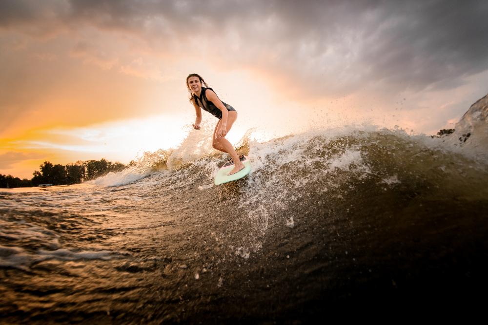 Yoga und Surfen – Die beste Kombination gegen Stress