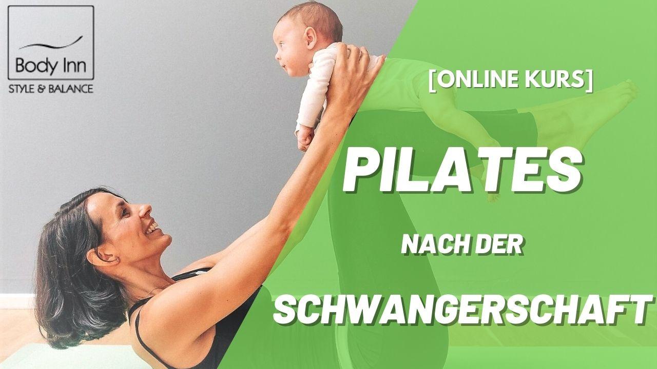 Wieder fit mit Pilates nach der Schwangerschaft